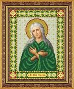 Набор для вышивки бисером  Св. Мария Египетская
