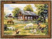 Набор для вышивания  Деревенский полдень