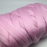 Пряжа  Чистая шерсть , цвет: сиреневые дали