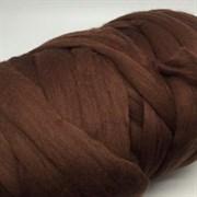 Пряжа  Новозеландская , цвет: шоколадный