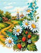 Набор для вышивания крестом  Милые сердцу