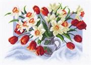 Набор пуговиц  Насекомые и цветы