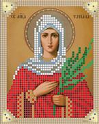 Набор для вышивки бисером  Святая Татьяна Римская