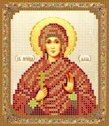 Набор для вышивки бисером  Святая Алла
