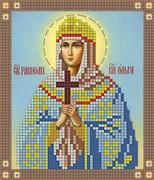 Набор для вышивки бисером  Святая  равноапостольная княгиня Ольга