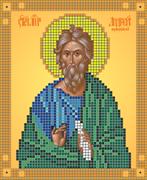 Набор для вышивки бисером  Святой апостол Андрей Первозванный