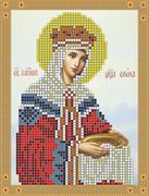 Набор для вышивки бисером  Святая равноапостольная царица Елена