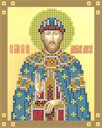 Набор для вышивки бисером  Святой благоверный князь Дмитрий Донской