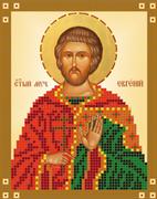 Набор для вышивки бисером  Святой Евгений Севастинский
