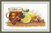 Набор для вышивания  Зимний чай