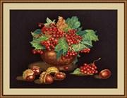 Набор для вышивания  Осенний блюз