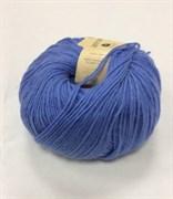 Пряжа  Детский каприз   015 Темно-голубой