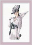 Набор для вышивания  Мисс Элегантность