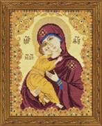 Набор для вышивания   Богоматерь Владимирская