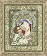 Набор для вышивания  Богоматерь Игоревская