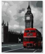 Набор для рисования по номерам  Лондонский Биг Бен