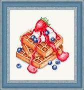 Набор для вышивания  Венские вафли
