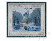 Набор для вышивания бисером  Дорога к храму