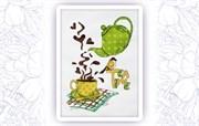 Набор для вышивания  Время чая