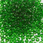 Бисер  Gamma  B110 темно-зеленый  ( 50120 )