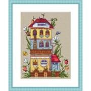 Набор для вышивания  Летний домик