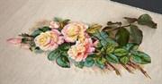 Набор для вышивания  Винтажные розы