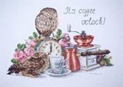 Набор для вышивания  Кофейное время