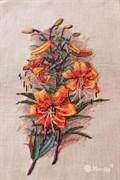 Набор для вышивания  Винтажные лилии