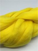 Шерсть для валяния  Камтекс , 104 желтый
