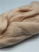 Шерсть для валяния  Камтекс , 151 светлый персик