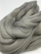 Шерсть для валяния  Камтекс ,  168 светло серый