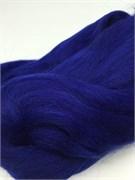 Шерсть для валяния  Камтекс , 173 синий