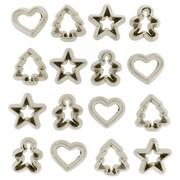 Набор пуговиц  Mini Cookie Cutters