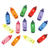 Набор пуговиц  Sew Cute Crayons