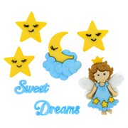 Набор пуговиц  Sweet Dreams