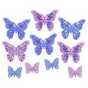 Набор пуговиц  Sweet Butterflies