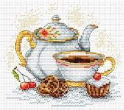 Набор для вышивания  Утренний чай