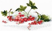Набор для вышивания  Алая гроздь