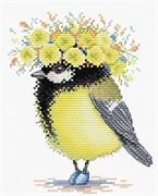 Набор для вышивания  Солнечная пташка