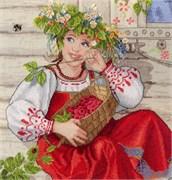 Набор для вышивания  Летняя красавица