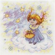 Набор для вышивания  Рождественский ангел