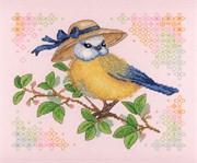 Набор для вышивания  Синичка-кокетка