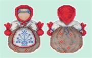 Набор для вышивания  Оберег. Кубышка
