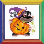 Набор для вышивания  Happy Halloween