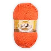 Пряжа Lucas 05 Ярко-оранжевый