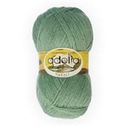 Пряжа Natali 16 бледно-зеленый