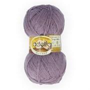 Пряжа Natali 23 светло-серый фиолетовый