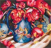 Набор для вышивания  Тюльпаны востока
