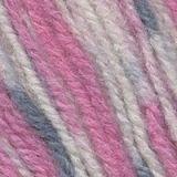 Пряжа  Подмосковная  цвет серый, белый, розовый