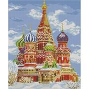Картина стразами  Храм Василия Блаженного